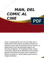 Batman Del Comical Cine