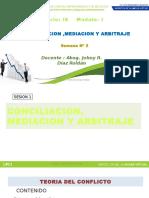 Conciliacion y arbitraje  2 Sesion_1