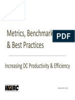Metrics Benchmarking 10 2014 NTEXAS