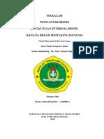 Cover Lingkungan Bisnis