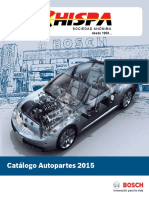 CHISPA Catalogo Autopartes 2015