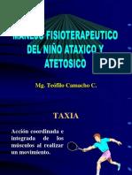 Ataxia y Atetosis