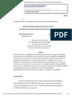 Processamento Paralelo Aplicado Ao Controle de Seguranca de Sistemas Eletricos