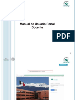 Manual Portal Docent Es