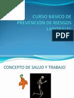 Curso Básico de Prevención de Riesgos Laborales Mediació
