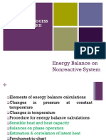 W4 Energy Balance