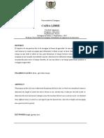 Informe de Fisica Caida Libre Leima