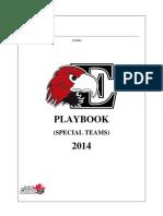 Eagles Special Teams Playbook 2014