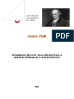 James Watt Estatica