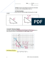 g8m7l11- distance on the coordinate plane  2