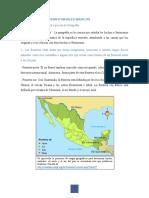 Rasgos Territoriales Básicos de México