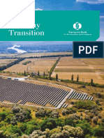 Green Economy Transition Brochure