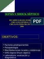 Sepsis y Shock Septico. Dr Zarama