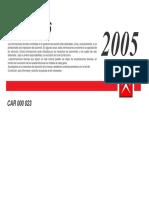 Manual de Taller Citroen c6