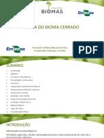 Aula 4_clima Do Bioma Cerrado