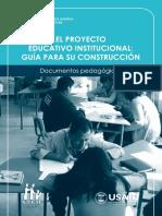 El Proyecto Educativo Institucional (U Andina Simón Bolívar)