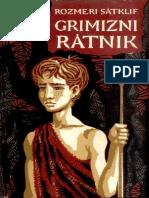Rosenary Sutcliff - Grimizni Ratnik