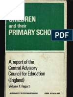Children and their Primary Schools