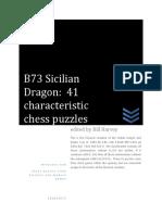 B73 Sicilian Dragon