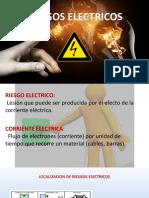 Riesgos Electricos y Parada de Emergencia