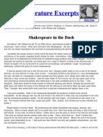 Bohannon1977_Shakespeare in the Bush