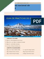 Guia Practica Ecologia Para El 2016, Corregido