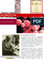 FARMACOLOGIA -  Antibioticos