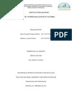 Sistema de Coordenadas Usadas en Colombia