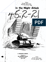 Committee 21, Armor in the Night Attack