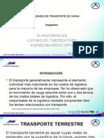 Tema 1. Generalidades de Transporte