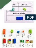 Frações Lego