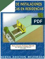 Diseño de Instalaciones Eléctricas en residencias - Rodriguez Macedo.pdf