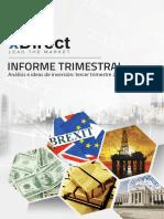 Informe Tercer Trimestre 2016