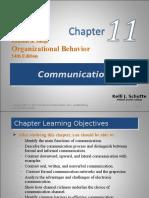 Communication Chapter 11