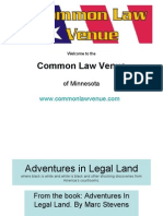 Adventures in Legal Landweb