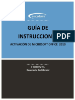 Guia Mexican Secretary Education