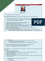 LOS MAESTROS DE LA CALIDAD Y SUS PRINCIPALES APORTACIONES (Cuadro Comparativo)