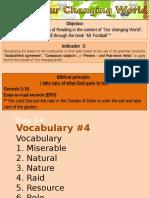 6th Grammar Unit 2 21st March - 24th
