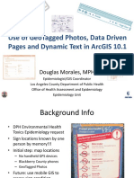 Data driven Page