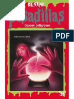 30 - Deseos Peligrosos - R. L. Stine