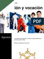 4. Profesión y Vocación