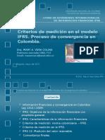 Presentacion Foro Ifrs Mary Vera c