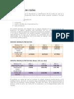 Estructura de Costes