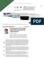 El Surgimiento de La India Como Socio Comercial de Latinoamérica _ AméricaEconomía - El Sitio de Los Negocios Globales de América Latina