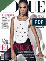 Vogue Latino - Enero 2017 - PDF