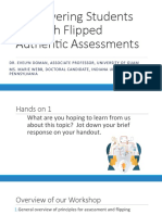 tesol workshop 2017 flipped  assessments weebly