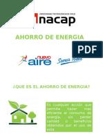Ppt Ahorro de Energia