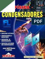 Física. Condensadores - CUZCANO-BN