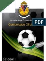 oficial 1 AFA 2010 2011