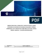 Orientaciones Para La Formación y Participación de La Cuenta